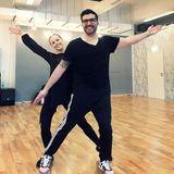 Alona Uehlin und Sükrü Pehlivan sind soweit!  Wir sind gespannt auf ihre Performance in der zweiten Show, heute, Freitag, der 6. März um 20:15 Uhr auf RTL!