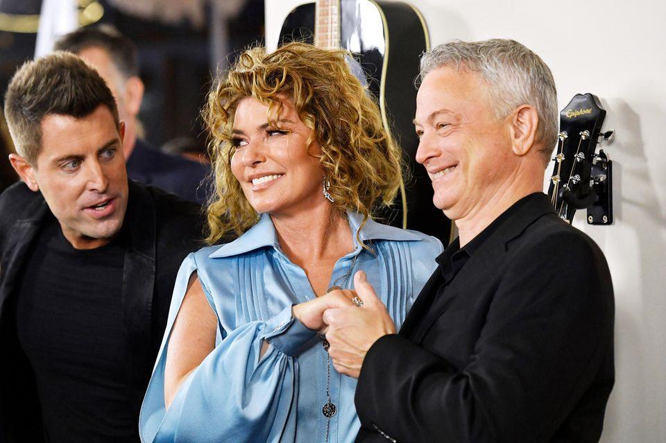"""Shania Twain bei der Premiere """"I Still Believe"""""""