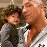 8. März 2020  Und mit seiner Kleinsten Tiana, die gerade sprechen lernt und nicht weniger niedlich ist, scherzt er in einem kleinen Video herum. The Rock hat allerdings drei Töchter, seine Älteste Simone stammt aus der Ehe mit Dany Garcia.