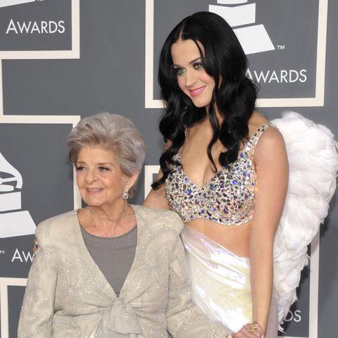 Ann Pearl Hudson und Katy Perry