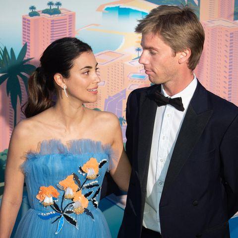 Alessandra de Osma und Prinz Christian von Hannover