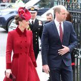 Was für ein Traumpaar: Kate und William, nach Charles und Camilladas künftige Königspaar Englands!