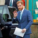 Mach's gut, Harry! Viele Royal-Fans werden dich vermissen.