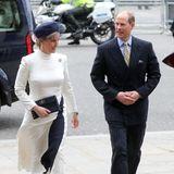 Weitere Unterstützer für die Queen am heutigen Montag sindGräfin Sophie und Prinz Edward.