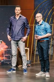 """Mathias Dögel und Michael Schunke stellen ihren""""Willhelm Grill"""" vor"""