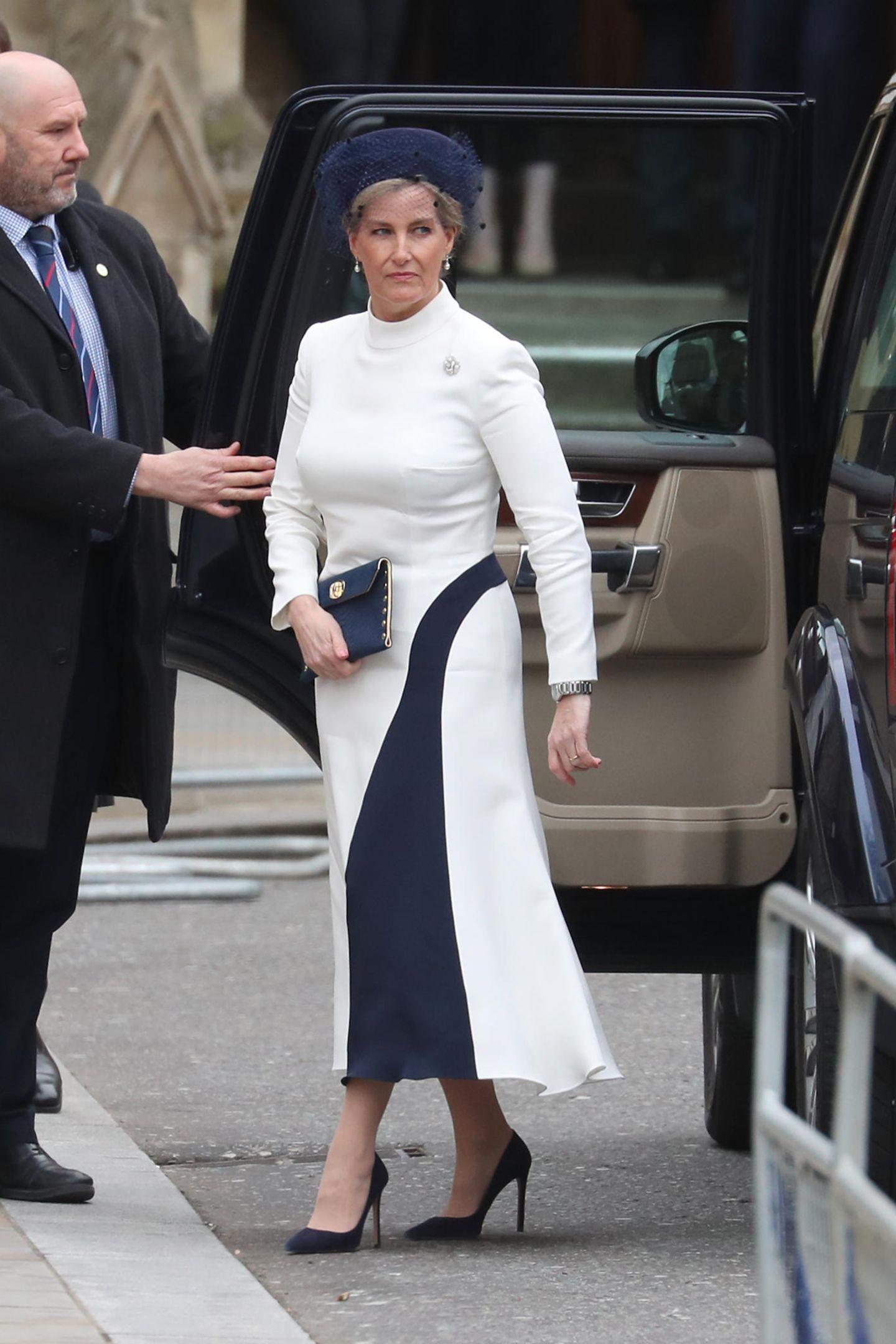 Gräfin Sophie am Commonwealth Day 2020