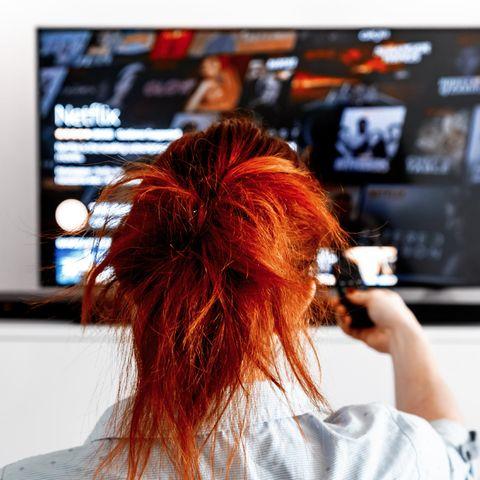 Binge Watching ist nicht unbedingt gut für uns (Symbolbild)
