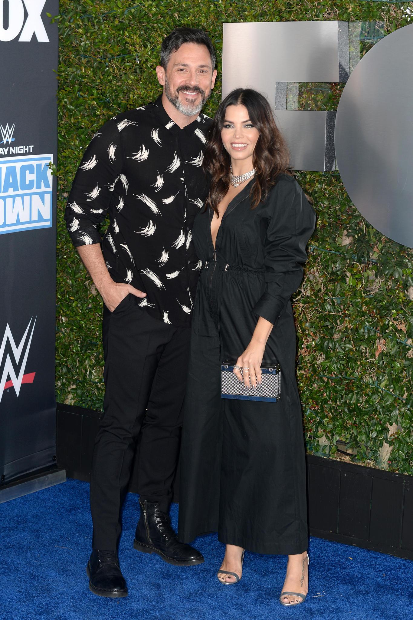 Steve Kazee und Jenna Dewan
