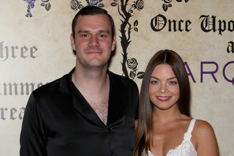 Cooper Hefner und seine Frau Scarlett