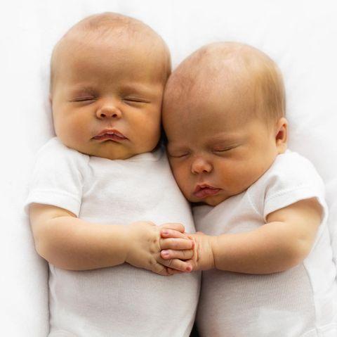 In Wales hat eine Frau zum zweiten Mal am gleichen Tag Zwillinge bekommen (Symbolbild)