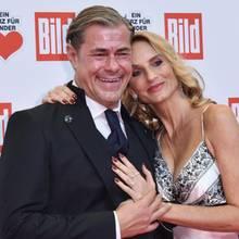 Sven Martinek und Bianca Rütter