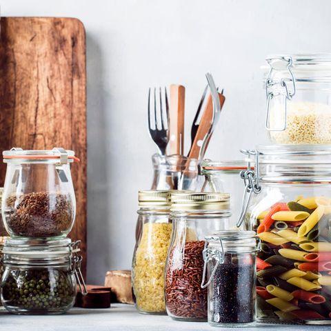 Notvorrat an Lebensmitteln – eine Einkaufsliste