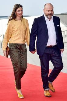 Anne und Anders Holch Povlsen
