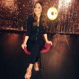 """Eher locker geht Tanztrainerin Christina Luft die Sache an. """"Heute gehts für mich wieder zurück in wunderschöne Köln. Die Woche haben wir was riskiert und ich bin schon sooo gespannt, wie ihr es finden werdet"""", schreibt sie auf Instagram. Wir auch, und freuen uns auf den Freitagabend."""