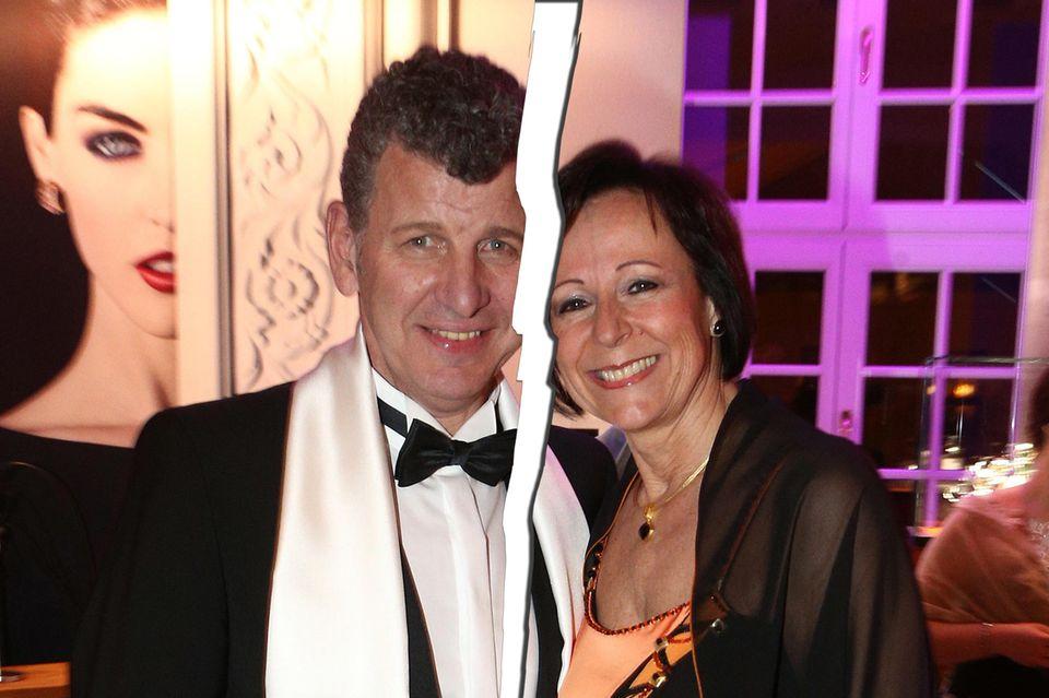 Semino Rossi und seine Frau Gabi