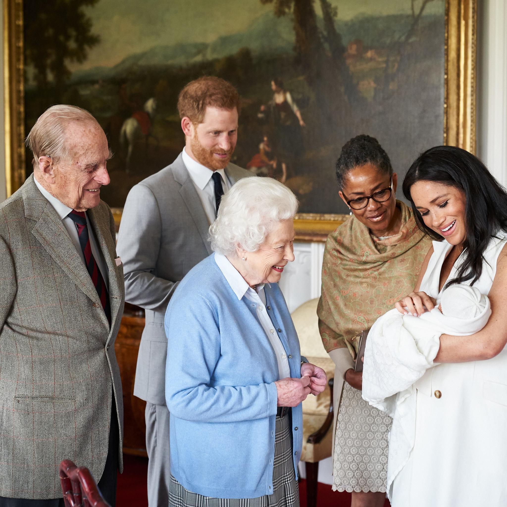 Prinz Harry und Herzogn Meghan planen Familienurlaub bei der Queen
