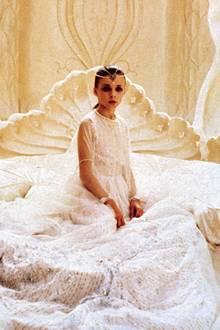 """Als """"Die Kindliche Kaiserin"""" entzückte die junge Tänzerin Tami Stronach die Kinozuschauer. Nach dem Film erlaubten die Eltern derdamals 12-Jährige allerdings nicht, dass sie weiterhin schauspielert."""