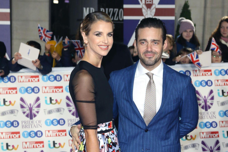 Vogue Williams + Spencer Matthews: Nach langem Hoffen und Bangen: Die britischen TV-Stars freuen sich über ein Mädchen