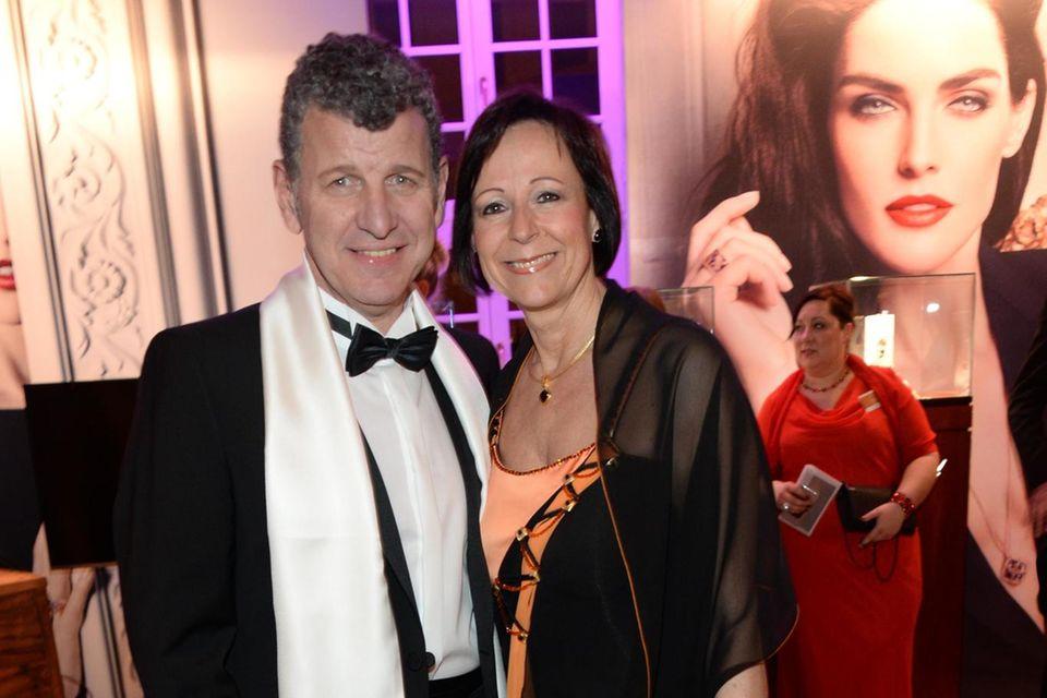 Semino und Gabi Rossi haben sich nach 28 Jahren Ehe getrennt und sind sich trotzdem freundschaftlich verbunden.