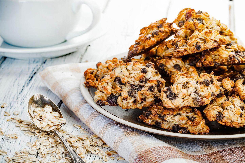 Einfache 3-Zutaten-Kekse