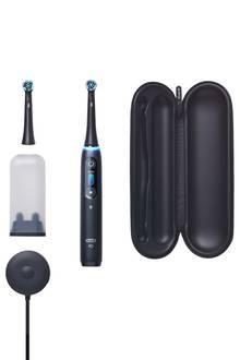 """Zahnpflege der ZukunftDank eines magnetischen Antriebssystems, das Rotationen und Mikrovibrationen kombiniert,putzt die Zahnbürste noch leiser, schonender undgründlicher. """"iO"""" von Oral-B, ab ca. 299 Euro (erscheint im Sommer 2020)"""