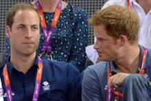 Herzogin Catherine, Prinz William und Prinz Harry
