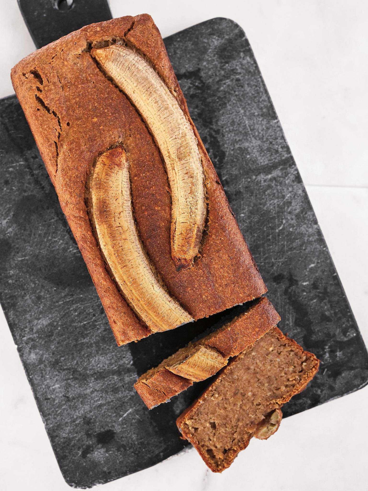 Anna Schürrles Bananabread
