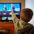 Disney Plus, Frozen, Elsa und Anna, kleiner Junge