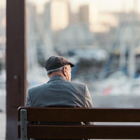 Um an seinem Hochzeitstag trotz des Coronavirus nicht alleine zu sein, hat sich ein Senior ausConnecticut etwas ganz besonderes überlegt. (Symbolbild)
