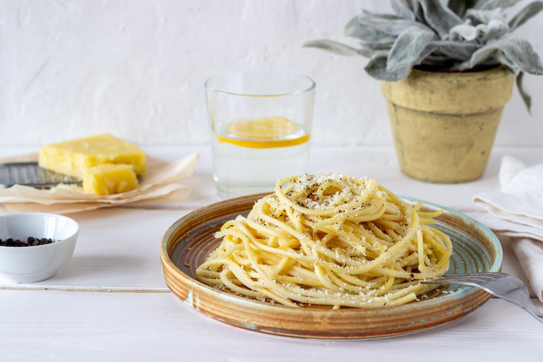 3-Zutaten-Küche: Cacio e Pepe