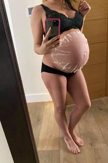 Noch Ende Februar schiebt Schauspielerin Jenna Dewan eine betont ruhige Kugel. Ihre Schwangerschaft mit Baby Nr. 2 lässt die schöne Brünette strahlen - auch dank umfassenderBeautymaßnahmen.