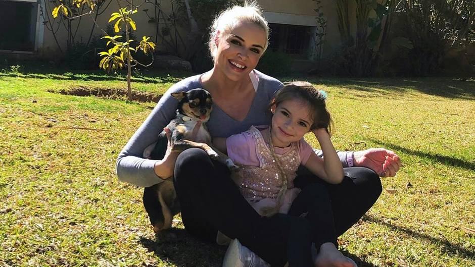 Daniela Katzenberger und Tochter Sophia