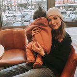 """Auch Tessa Bergmeier, die in der vierten Staffel als """"Oberzicke"""" bekannt wurde, scheint ihr Glück gefunden zu haben: Ihre zwei TöchterCamila Marie undLucy Jolie."""