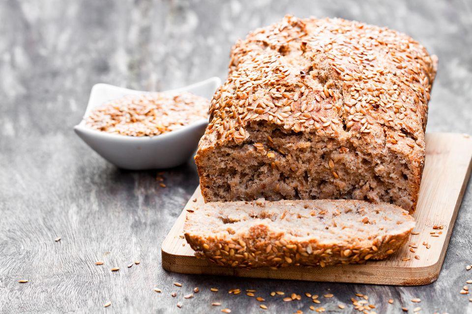 Brot backen ohne Mehl