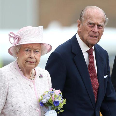 Queen Elizabeth und Prinz Philip melden sich zu Wort.