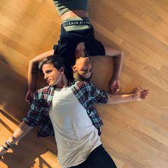 Nachdem Sabrina Setlur und Nikita Kuzmin letzte Woche die Tanzfläche verlassen mussten, bedankt sich der Tanzprofi mit diesem schönen Bild für die tolle Unterstützung und die schöne Zeit.