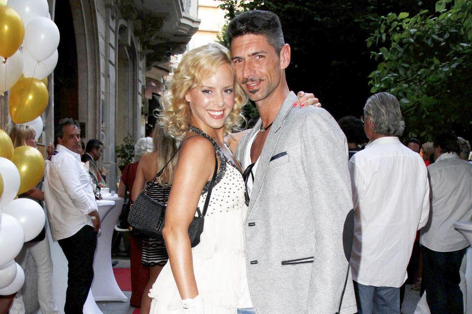 """Isabel Edvardsson wird mitMarcus Weißüber die Tanzfläche von """"Let's Dance"""" schweben."""