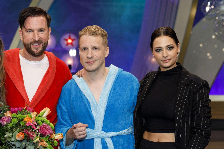 Michael Wendler, Oliver Pocher, Amira Pocher