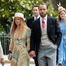 Alizee Thevenet und James Middleton
