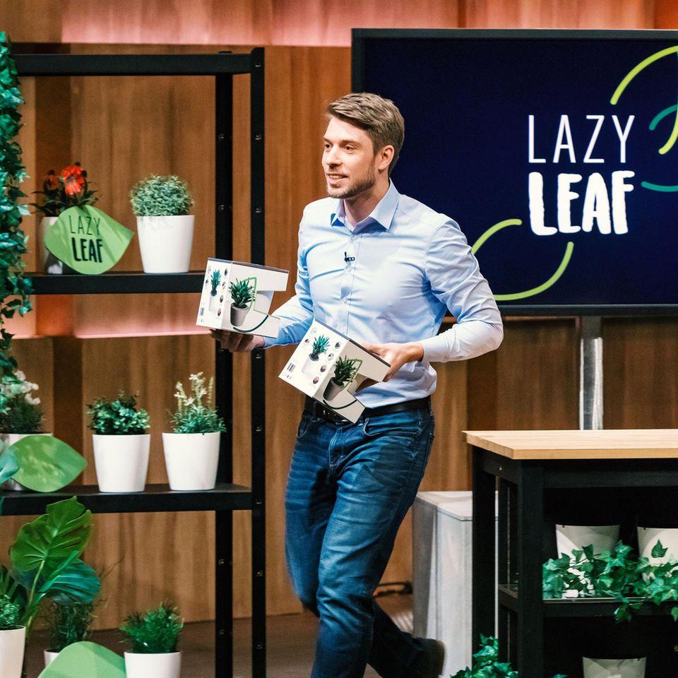 Georg Pröpper, Gründer von Lazy Leaf
