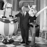"""24. März 2020:  Albert Uderzo (92 Jahre)  Ganz Gallien trauert um den """"Vater""""von Asterix. Gemeinsam mit René Goscinny erfand der französische ZeicherAlbert Uderzo 1959 die legendäre Comicserie, die seitdem Generationen von Fans weit über die Grenzen Frankreichs hinaus begeistert hat. Der Autor verstarb in Paris an einem Herzinfarkt."""