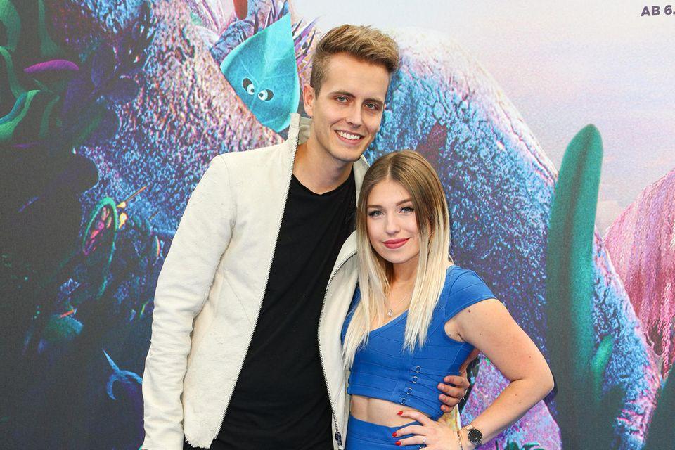 Julian und Bianca Claßen