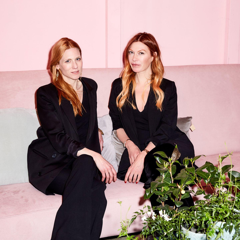 Alexandra Roehler und Johanna Kühl