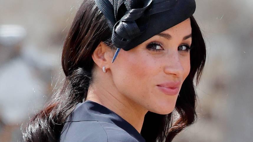 Royals: Neuer Job für Herzogin Meghan?