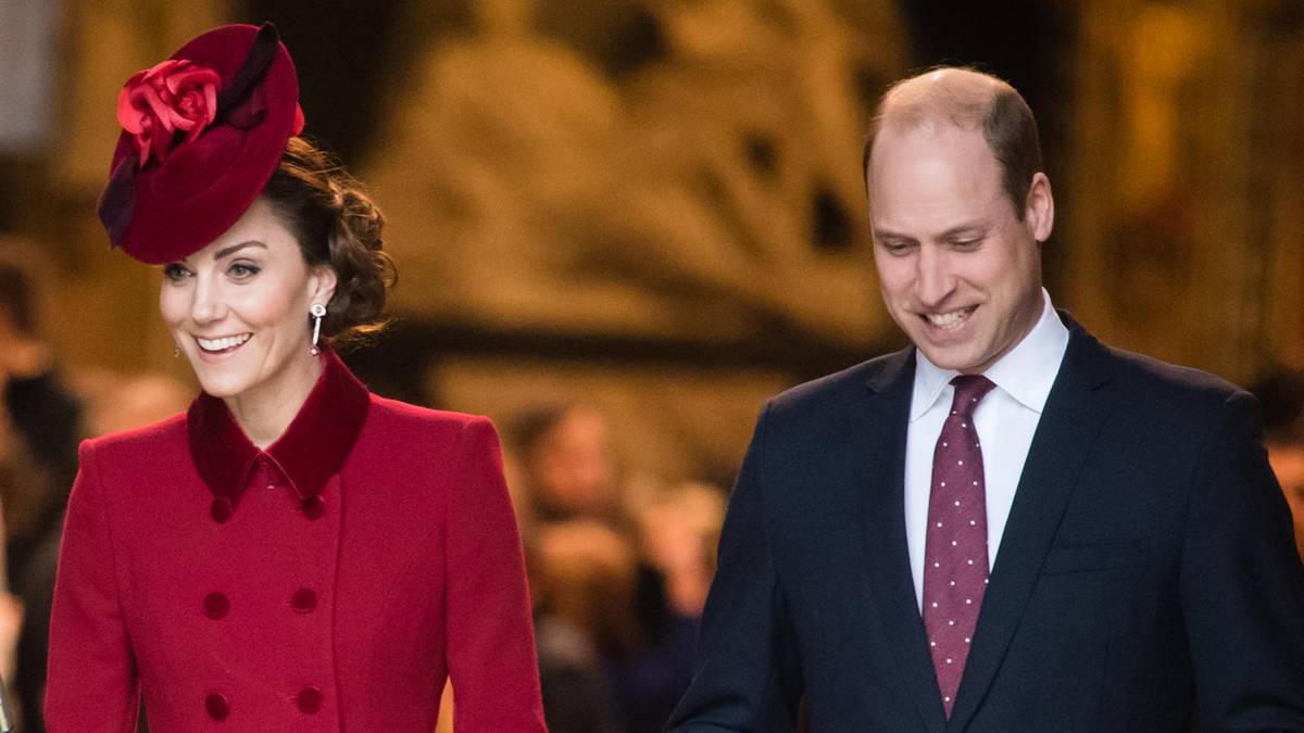 Prinz William + Herzogin Catherine: Sie wachsen in der Krise über sich hinaus