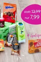 brandnooz Classic Food-Box mit Snack Produkten