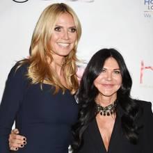 Heidi Klum + Wendy Iles