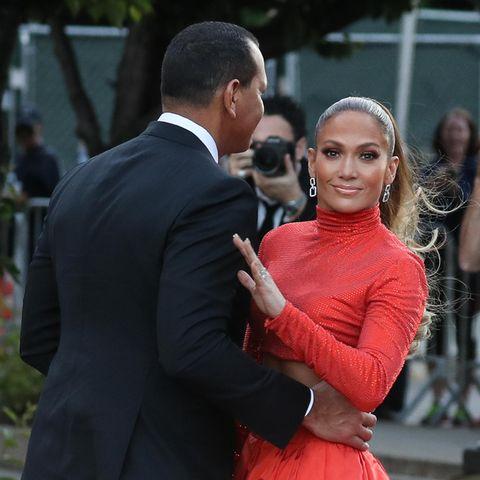 Alexander Rodriguez + Jennifer Lopez