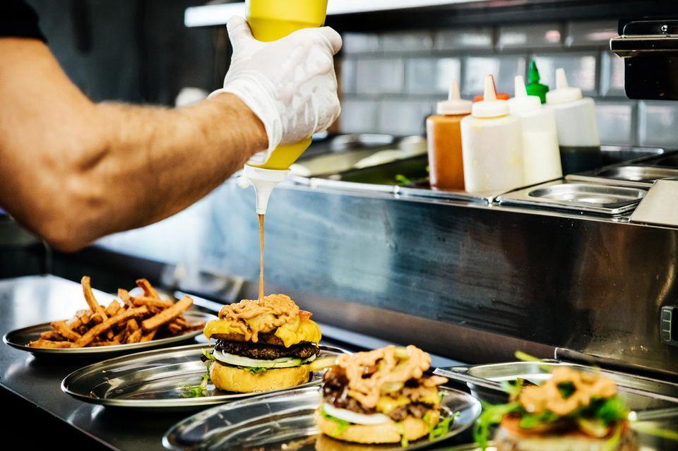 Burgersoße à la Big Mac selber machen