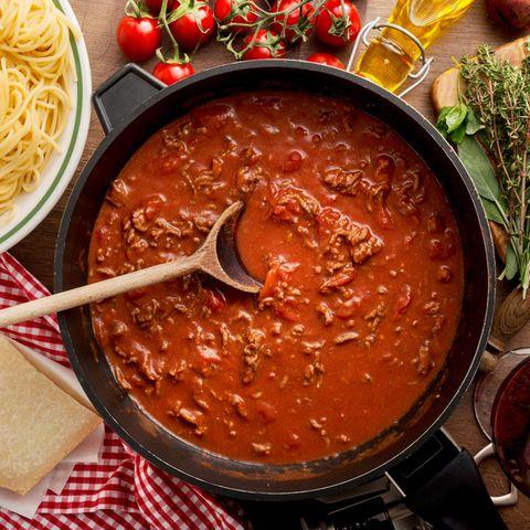 Rezept Sauce Bolognese